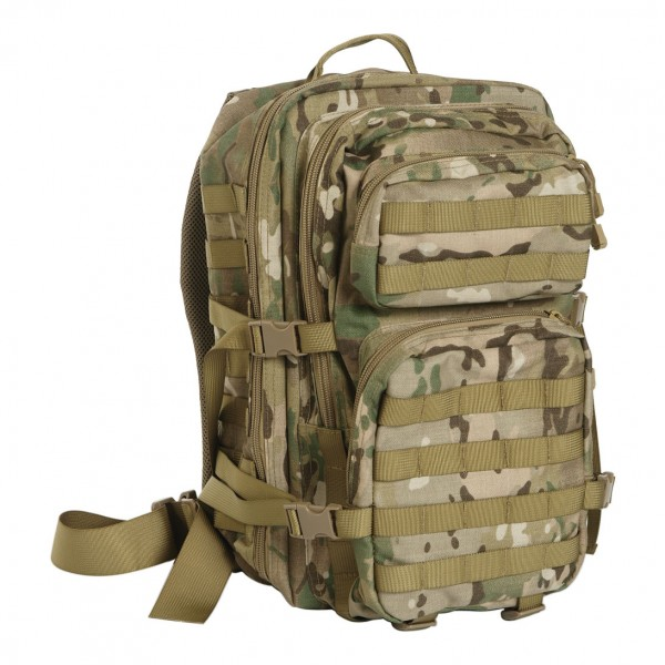 US Assault Pack II, 40 L, multitarn
