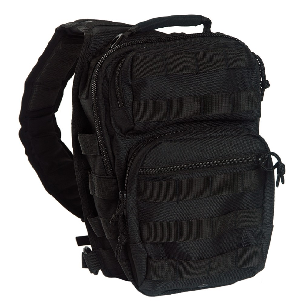One Strap Assault Pack Rucksack Small, 11 L, schwarz
