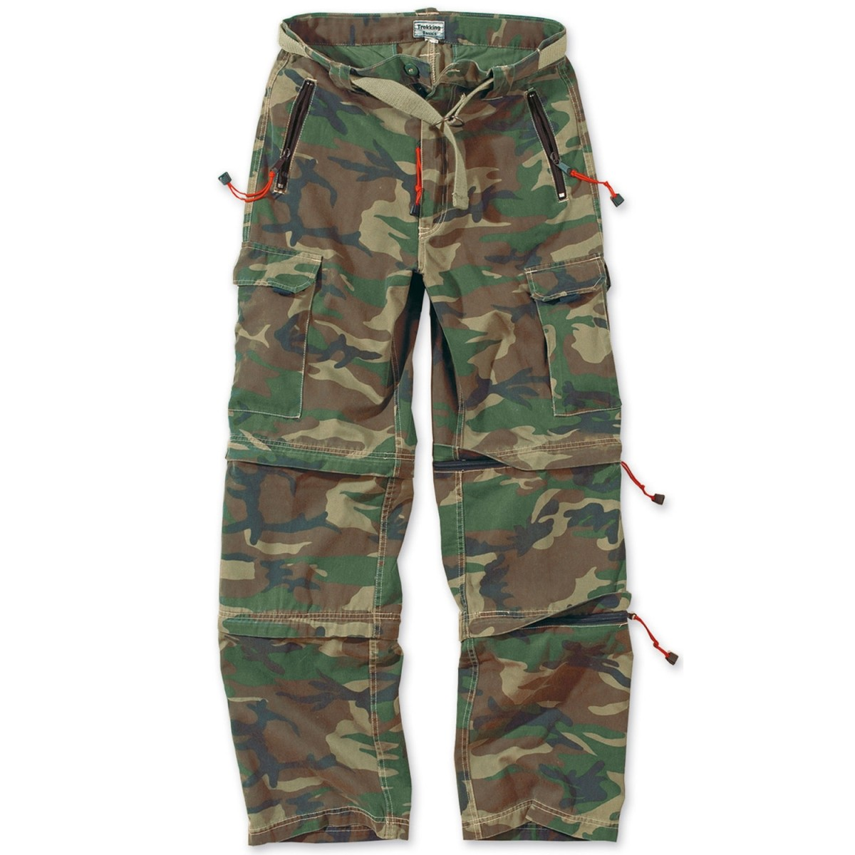 Trekking Trousers, woodland
