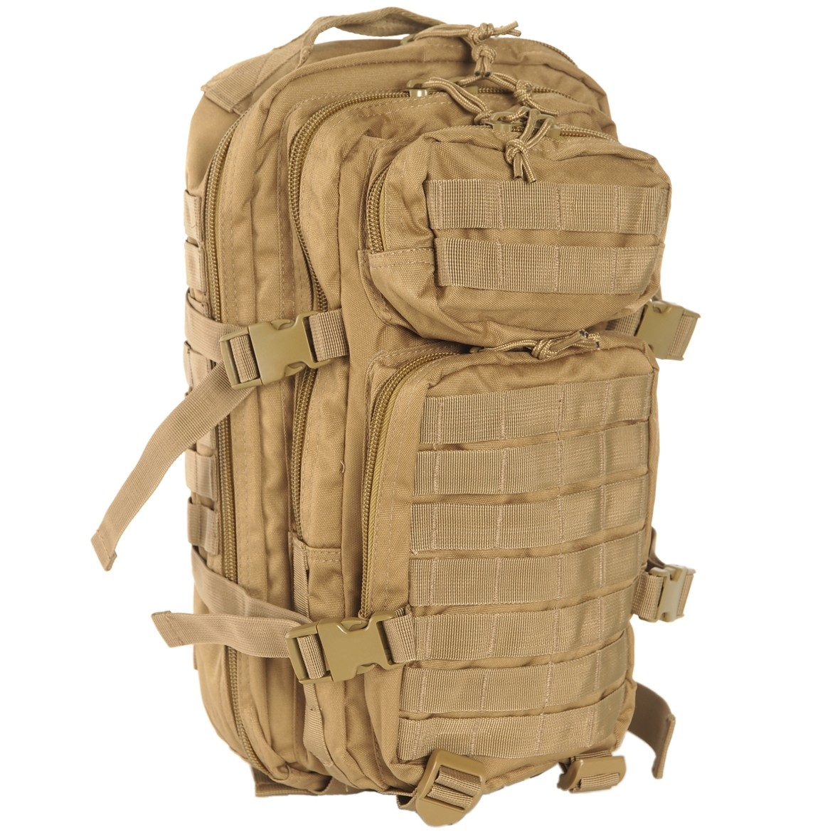 US Assault Pack, 20 L, coyote