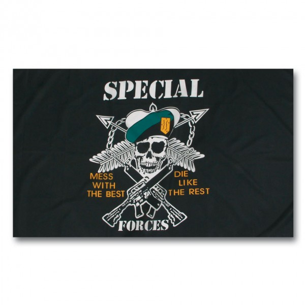Flagge, Special Forces