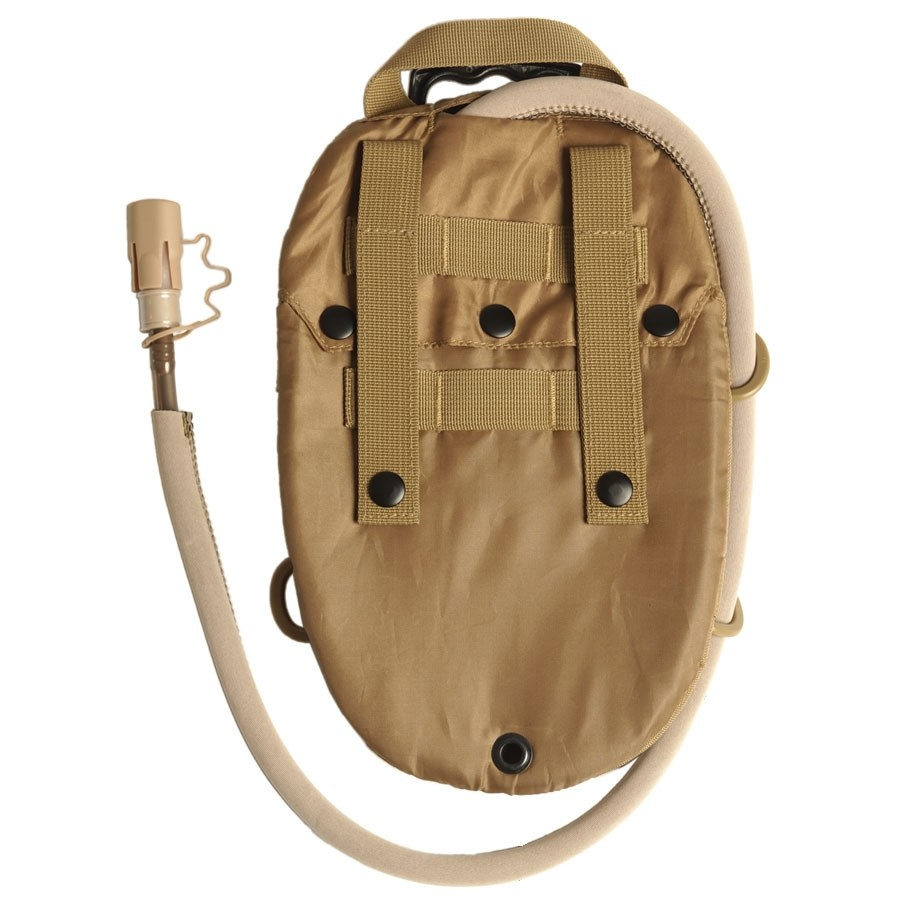 Hydration Pack oval 1,5 Liter, coyote