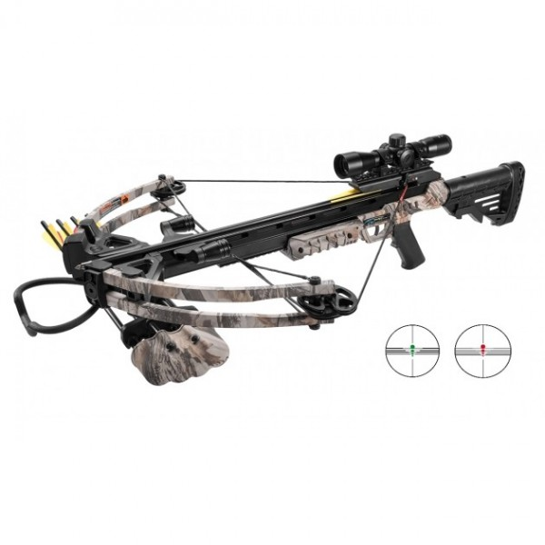 Compound Armbrust Stalker 185 lbs camo