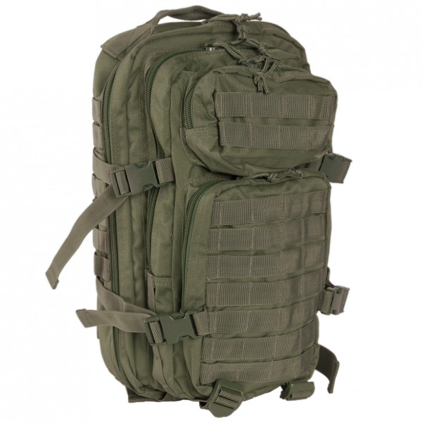 US Assault Pack, 30 L, oliv