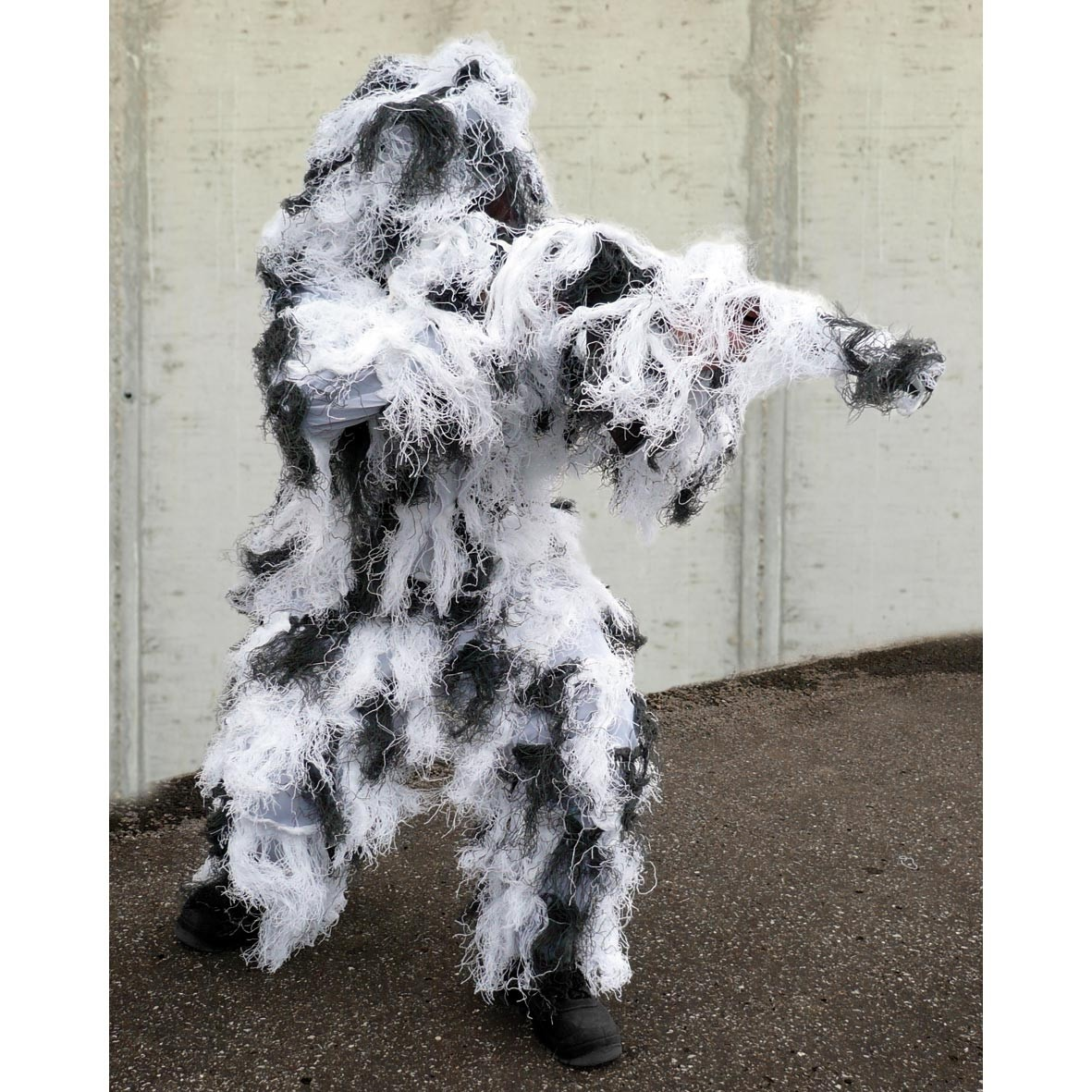 Chillie Suit Anti Fire Spezial, schneetarn