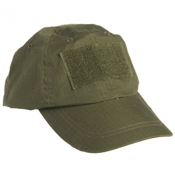 Tactical Baseball Cap, oliv