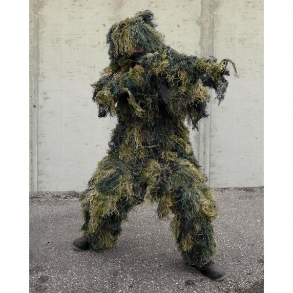 Chillie Suit Anti Fire Spezial, woodland