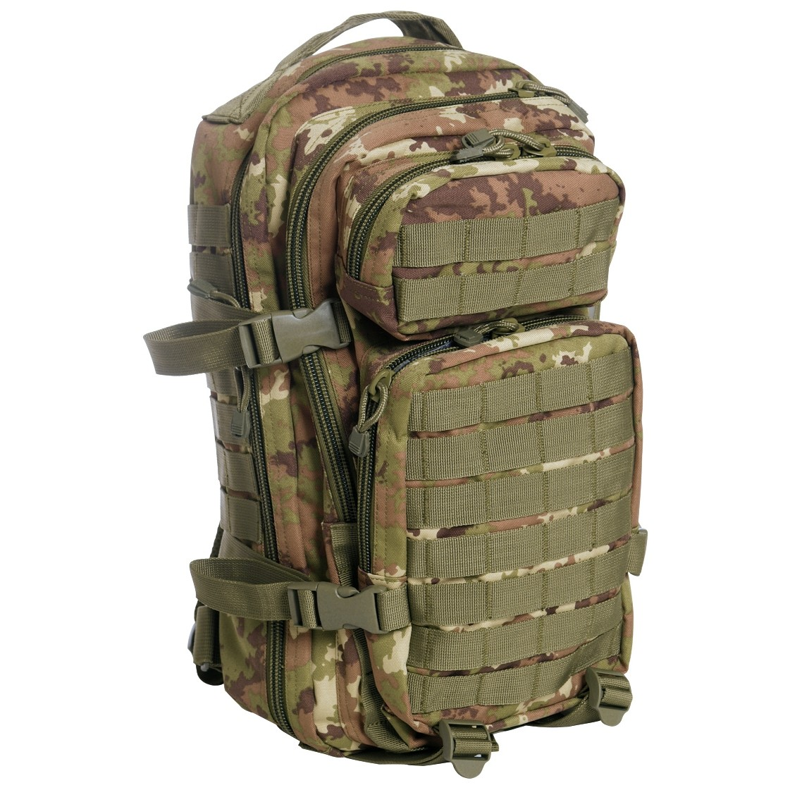 US Assault Pack, 20 L, vegetato