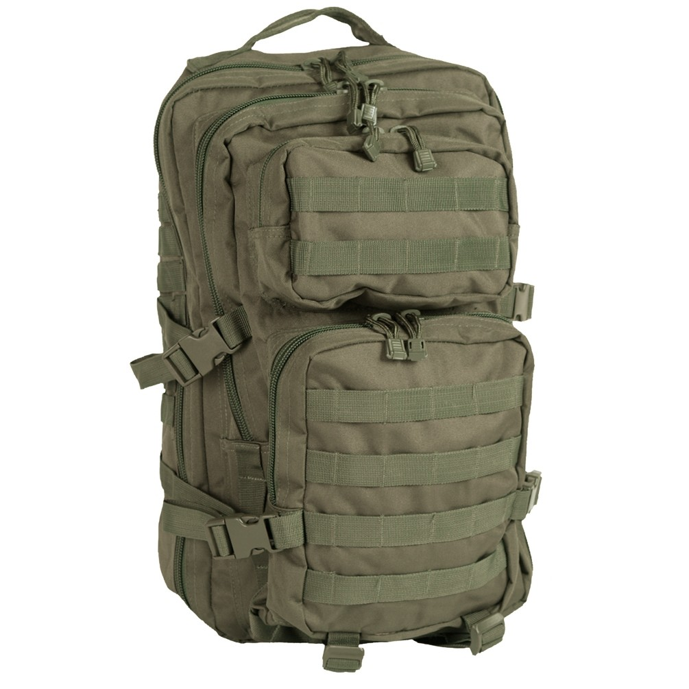 US Assault Pack II, 40 L, oliv