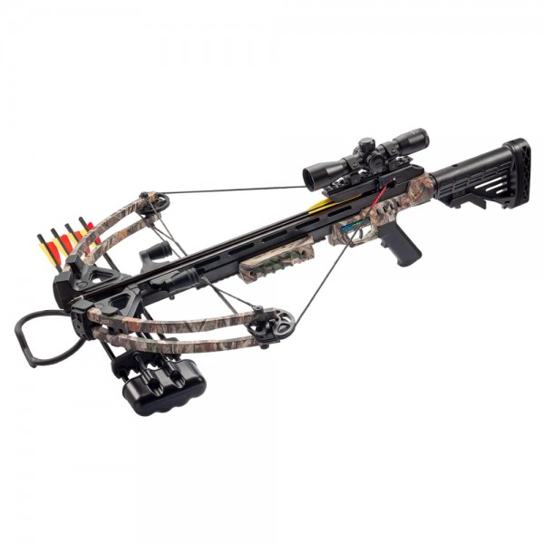 MAN KUNG COMPOUND CROSSBOW 185 LBS